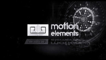 Sci Fi Stylish Logo Plantilla de After Effects