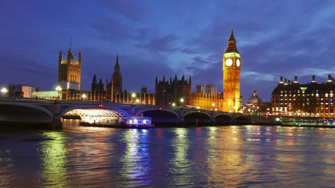 Wonderful day to night time-lapse of Westminster and Big Ben London in 4k – Ma Live Action