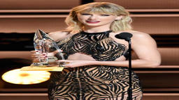 Taylor Swift wins Song of the Year at Country Music Awards - CMAs Filmmaterial