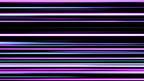 Abstract glowing neon background music Animation