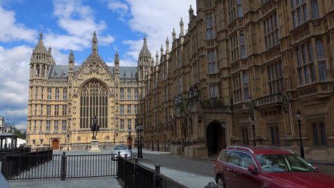 City of Westminster The Houses of Parliament Live Action