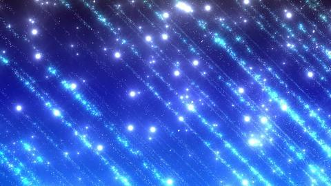 Particle Rain b fix 1n 4 K Animation