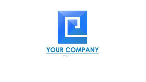Corporate Clean Logo Opener After Effects Template