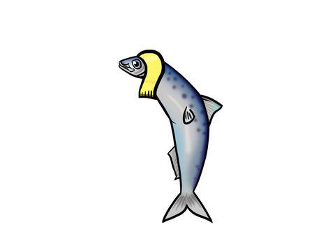 Talking Sardine Animation