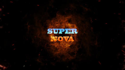 Nova Smash After Effects Template