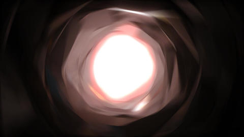 Clay Spiral, Stock Animation