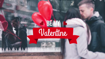 15 Valentine's Day Titles Plantilla de After Effects