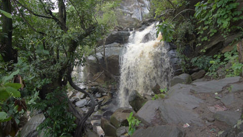 Bamni water fall, Purulia, West Bengal - India Image