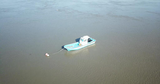 Fishing Boat - Drone Mode 영상물