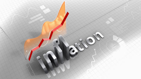 Growing chart Inflation, statistic, data, performance Animation