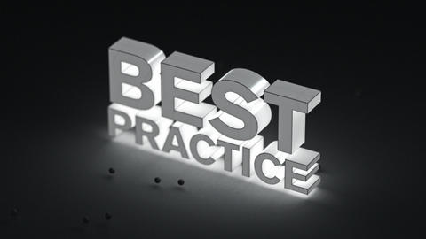 Best Practice Intro Animation Animation