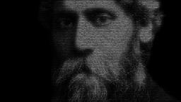 Rabindranath Tagore Face Animation Image