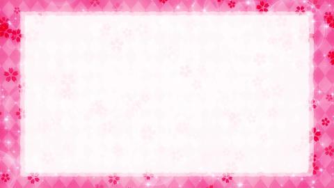 Sakura loop CG動画