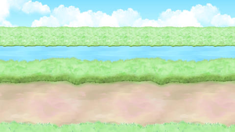 Moving background 8 Animation