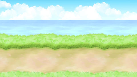 Moving background 9 CG動画素材