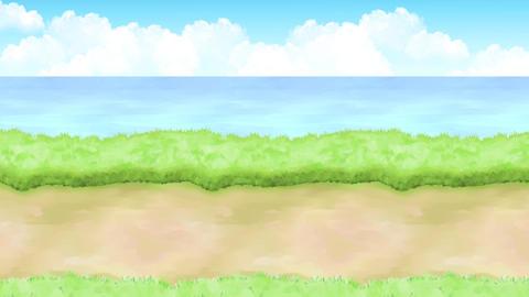 Moving background 9 애니메이션