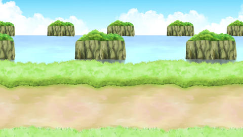 Moving background 10 애니메이션