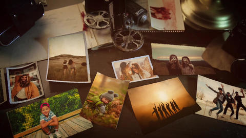 Lovely Memories After Effects Template