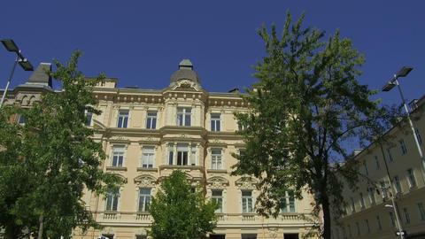 Town Hall Palace Innsbruck, Austria Footage