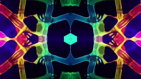VJ Colorful Loop BG Animation