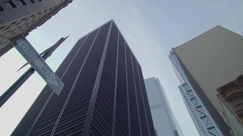 Corporate Building, NY, USA Footage