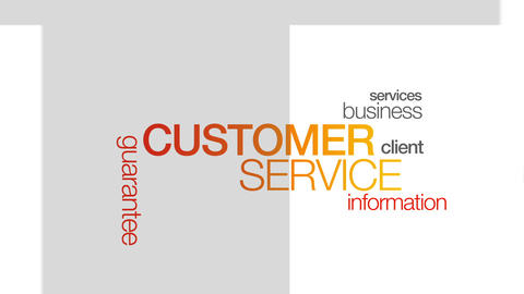 Customer Service Stock Video Footage