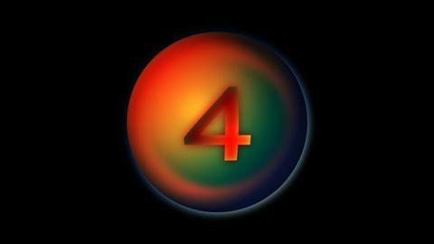 planet ball Animation