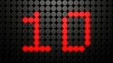 Dot Matrix stock footage