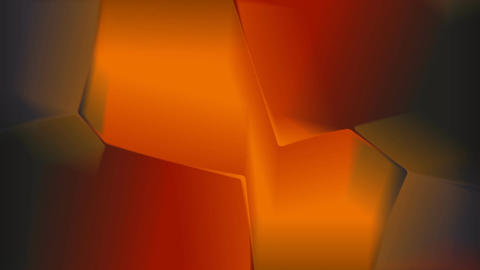 crystal abstract Stock Video Footage
