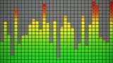 audio equalizer Animation