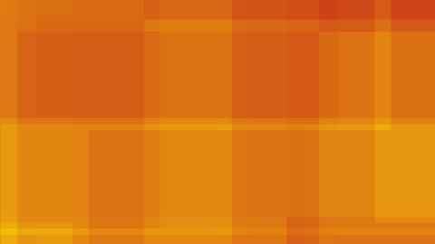 mosaic orange Animation