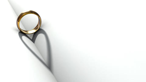 Wedding Ring Book Animation