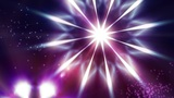 Silquestar - Christmas Stars Video Background Loop Animation