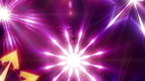 Silquestar - Christmas Stars Video Background Loop Stock Video Footage