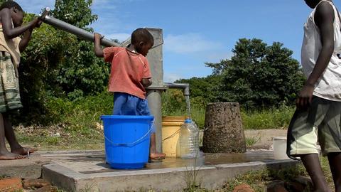African children Stock Video Footage