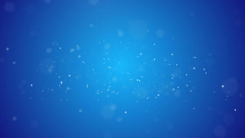 Flickering Particles, random motion of particles, Loopable Stock Video Footage