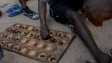 African men Footage