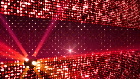 Mirror Ball 2 x 4 SP BL 1 4 HD Stock Video Footage