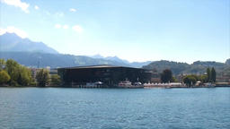 KKL Culture and Congress Centre in Lucerne, Switzerland 画像