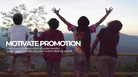 Premier Inspire Slideshow Premiere Pro Template