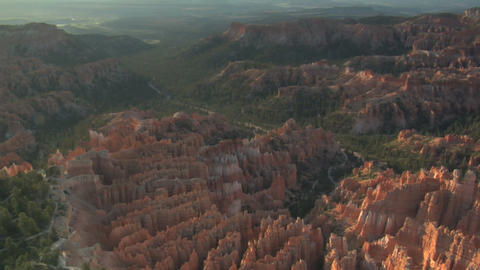 Sharp canyons and valleys Live Action