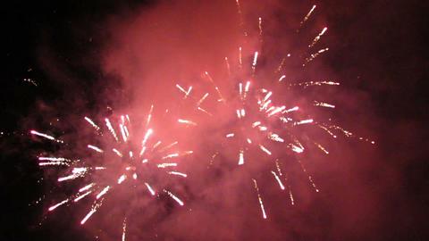 Fireworks sped up Live Action