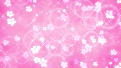 Sakura loop Animation