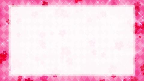 Sakura loop 애니메이션