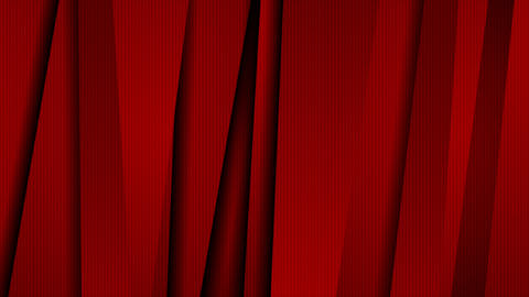 Abstract red stripes corporate video animation Animation