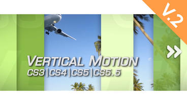 Vertical Motion (V.2) - After Effects Template After Effects Template