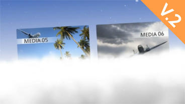 Sky Presentation (V.2) - After Effects Template After Effects Template