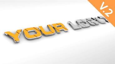 Construction 3D Logo (V.2) - After Effects Template After Effects Template