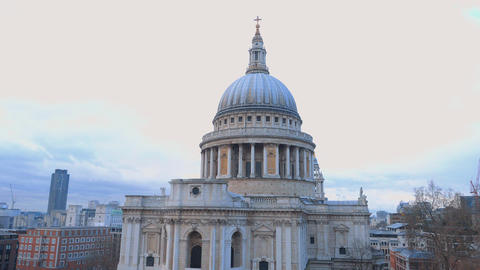 St. Paul's cathedral London Live Action