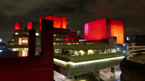 National Theatre London Live Action